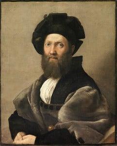Portrait de Baldassare Castiglione