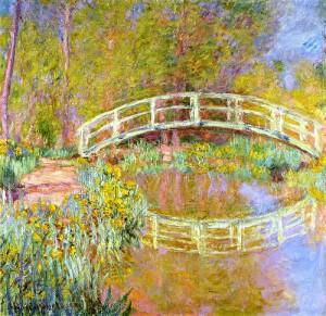 jardin d'eau de Giverny